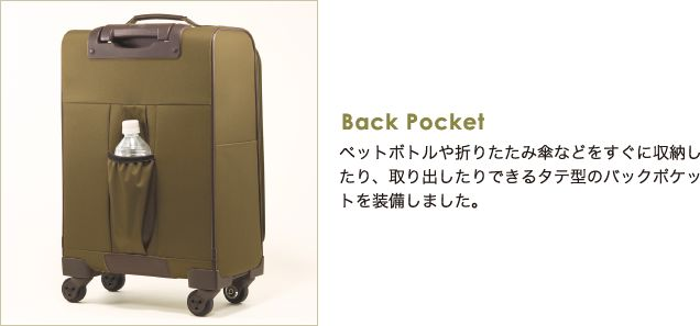 Back Pocket