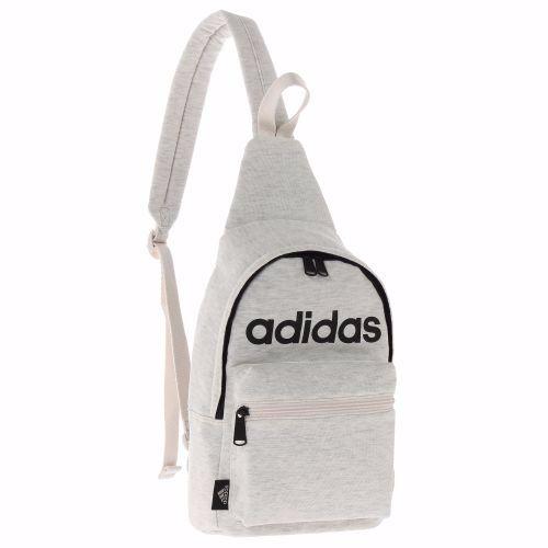 【20%OFF】 ≪adidas/アディダス≫ スウェット素材のショルダーバッグ。柔らかい素材感がアクティブでやさしい印象に。 47421
