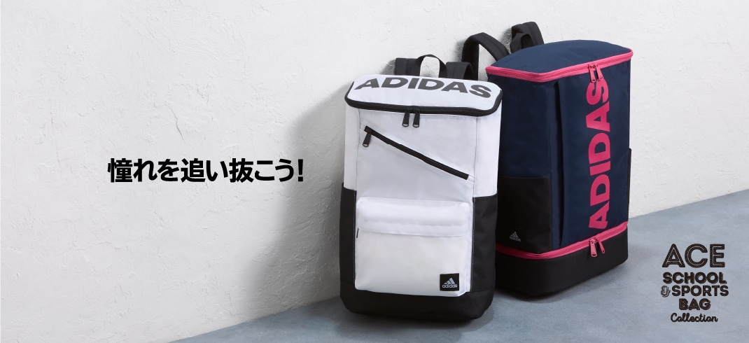 ACE SCHOOL BAG COLLECTION