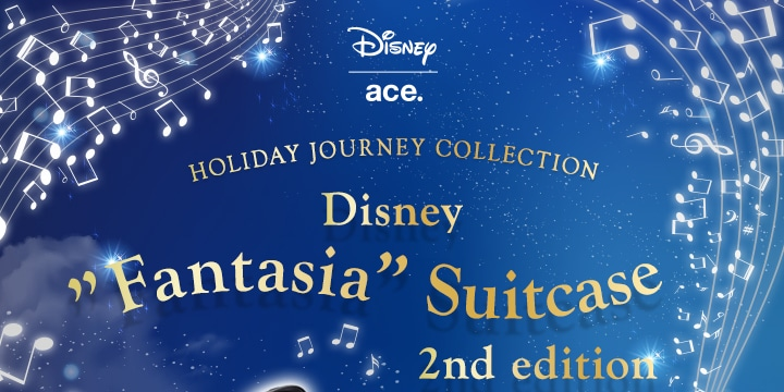 "Disney ""Fantasia""Suitcase 2nd edition"