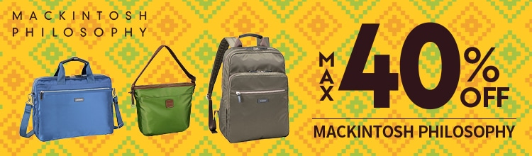 MAX 40%OFF MACKINTOSH PHILOSOPHY